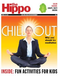Hippo Cover Chill Out